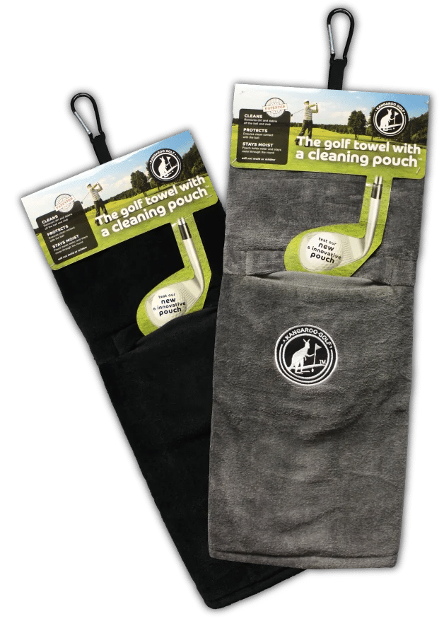 Kangaroo Golf Towel Product